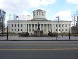 Ohio State Capitol Columbus OH