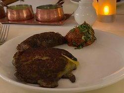 Tawa Machli, Mutton Kebab and Chicken Tikka Lababdar