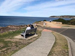 Headland lookout