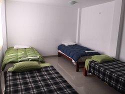 Fotos de las habitaciones de los departamentos