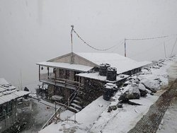 After 32 year snow. Visit to Gatlang!  #gatlang