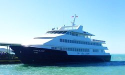 Amazing ferry service to Vieques