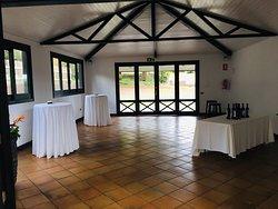 Salones para eventos especiales, cerca del Aeropuerto de Los Rodeos, San Cristóbal de La Laguna.
