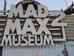 Mad Max adventure