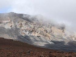 Hike au cratère de Haleakala!