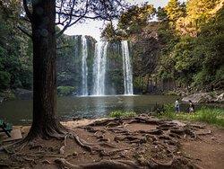 26m Waterfall view