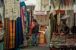 Un rincon en Otavalo