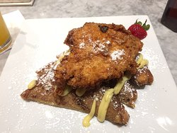 Chicken Fried Chicken yum!