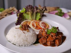 Best authentic Khmer food