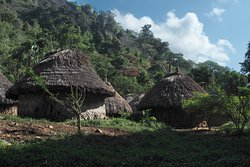 Village cérémoniel Kogis