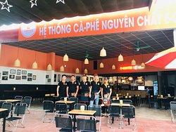 E-Coffee Premium - Bưu điện Văn Lâm - Tỉnh Hưng Yên  ( Thuộc Hệ thống Quán Cà phê chất lượng cao E-COFFEE Việt Nam)