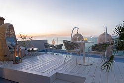 "Roof-Top "" La Calabra Fenice"""
