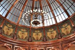 Dome Tour- interior rotunda