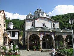 Monastery of St Joakim Osogovski