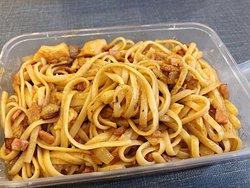 雞肉龍蝦汁燴意大利粉