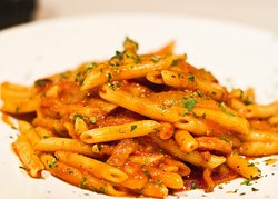 The classic pasta dish