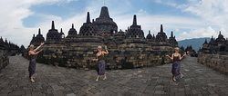 Java Temple Trip