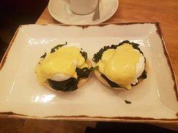 Eggs Benedict - breakfast