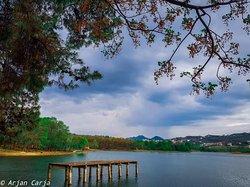 Liqeni Artificial i Tiranes