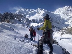 Trekking in Nepal Himalayan!  Thank you so much for visit Nepal mountain.