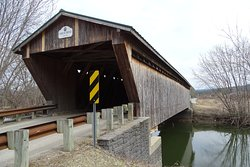 Gorham Covered Bridge