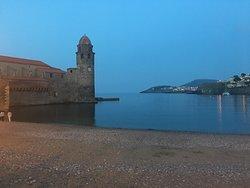 Church as a Sea Wall