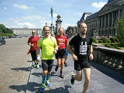 Brussels Sightjogging