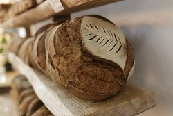Our delicious bread made fresh by us each day