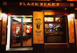 BlackBeard Bar