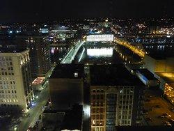 7th & 9th Street Bridges at Night