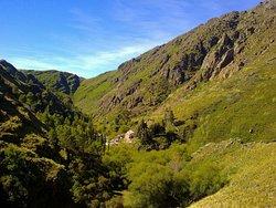 Cerro Aspero Pueblo Escondido