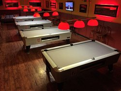The Hideout Pool Hall