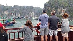 Sails of Indochina Cruises