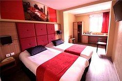chambre à 2 lits confort+