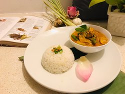 Real authentic Khmer food