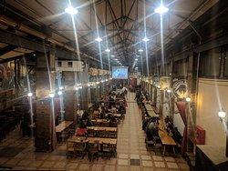 Sala de refeições principal