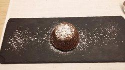 Tortino al cioccolato fondente