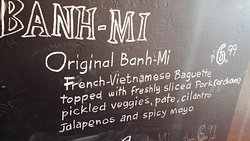 Banh-Mi sandwiches are really authentic