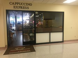 Come right in and visite with this great cafe.