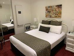 Suite 41 - ground floor two-bedroom suite with kitchenette
