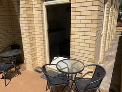 Suite 41 - two bedroom with kitchenette - ground floor with courtyard