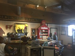 More of the gift shop.