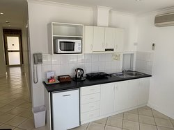 Suite 41 - two bedroom suite with dual ground floor access to ca park or courtyard