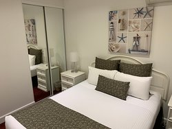 Suite 42 - two bedrooms and kitchenette