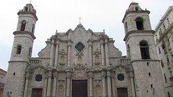 Facade of the Church Fachada de la Catedral