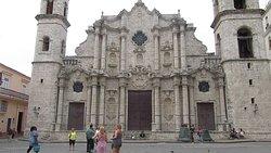 Facade of the Cathedral Frente de la Catedral