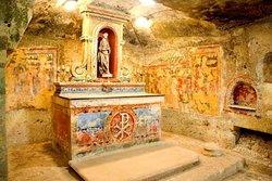 Krypta św. Agaty (Katakumby i Muzeum)