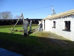Doagh Famine Village, Inishowen, county Donegal, Ireland