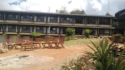 Voi safari Lodge, the ultimate place to be