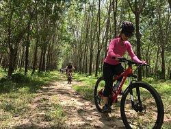 Off the beaten track in Phuket Island.